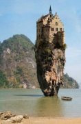 Castle on Rock